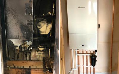 Insurance Boiler Replacement